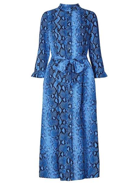 Lolly's Laundry Harper Dress - Blue
