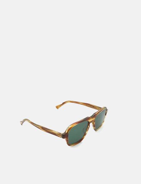 Oscar Deen Fraser Sunglasses - Havana
