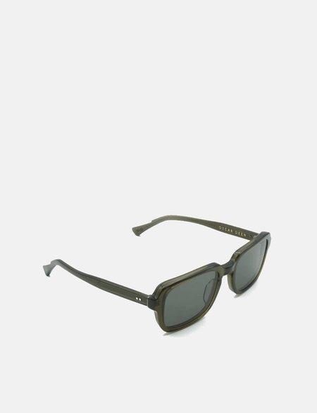 Oscar Deen Nelson Sunglasses - green