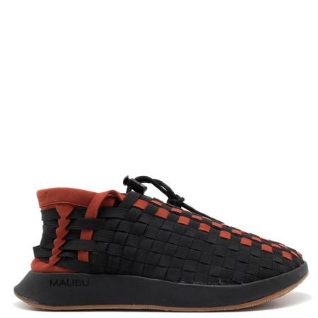 Malibu x Battenwear Latigo II Sneaker - Black