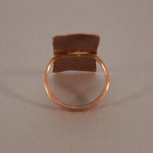 Isla Loves Rick Ilsa Loves Rick Rectangle Ring