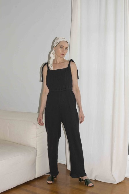 Baserange Cepha Jumpsuit - Black