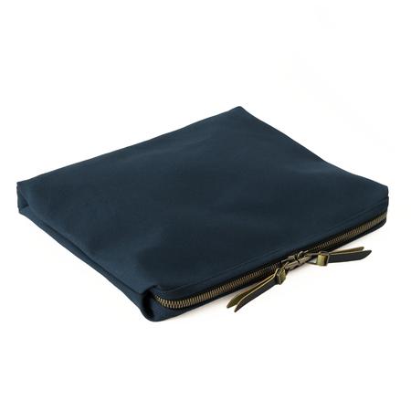 MAKR Organizer Pouch Large - Carbon Blue
