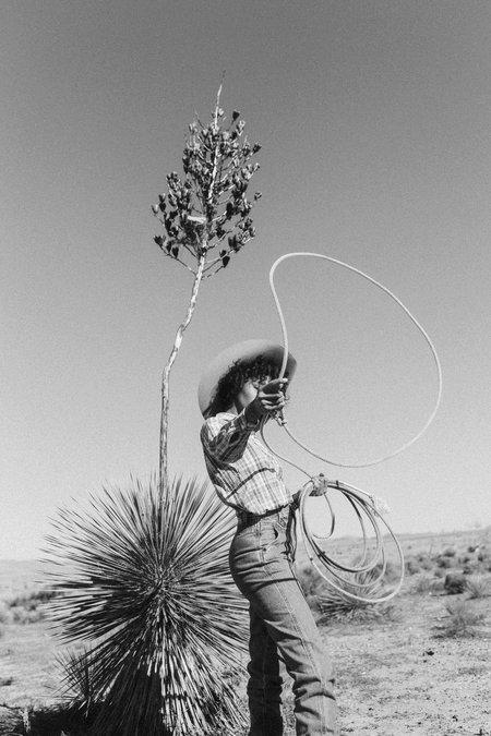 JANA CANTUA COWGIRL BLUES PHOTOGRAPH