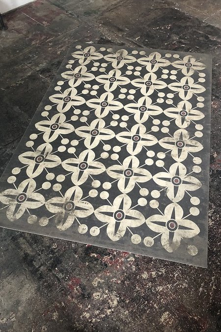 SPICHER AND COMPANY FLOORCLOTH