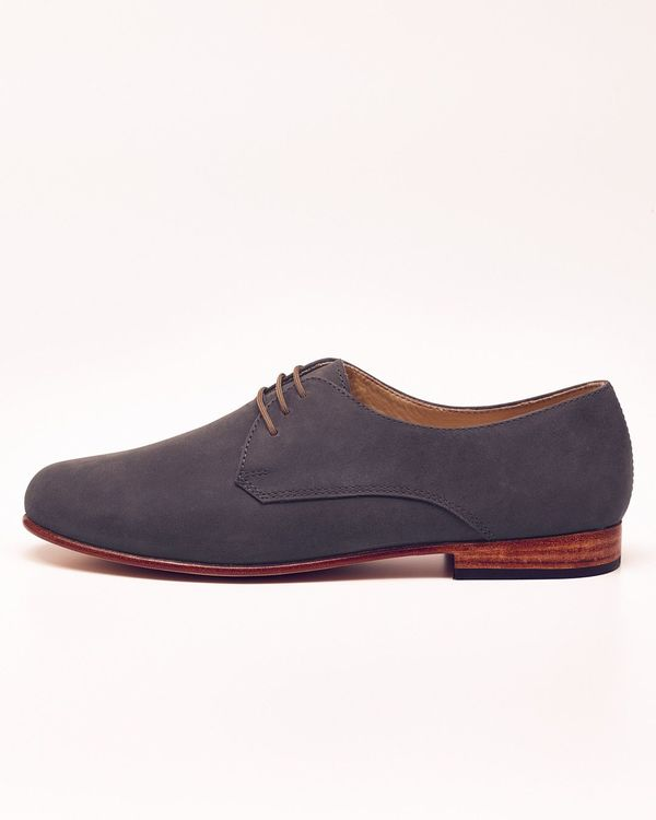 Nisolo Oliver Oxford Slate Grey