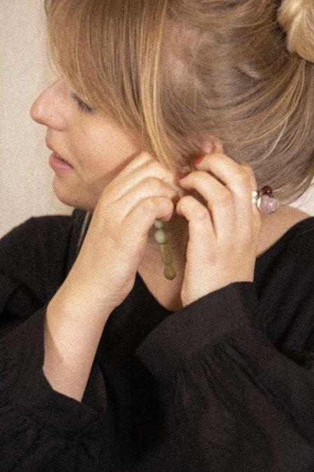 Paloma Wool Lori Earrings - Light Mint