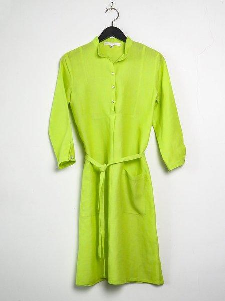 Erica Tanov Piet Dress - Fluo