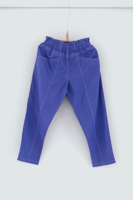 Karu Trader's Trousers - Ceramic Blue