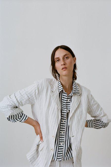 Karu Apprentice Jacket - Handloom Linen
