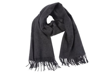 Clyde Albion Scarf - Charcoal
