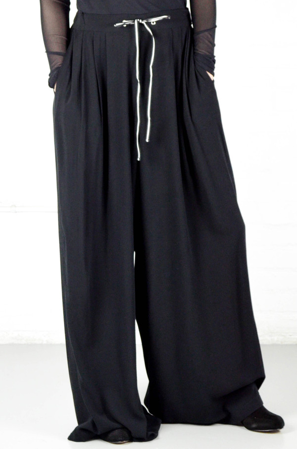 Assembly New York Assembly Crepe Baggy Pant