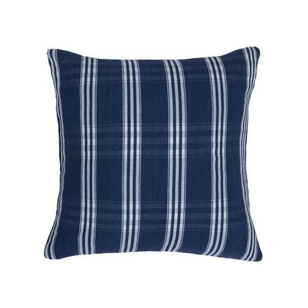 Archive New York Pillow 20x20 - Indigo Corte