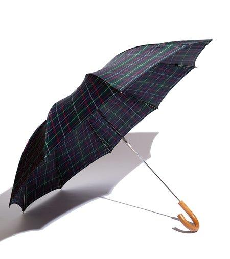 Freemans Sporting Club Fox Telescope Umbrella - Colquhoun