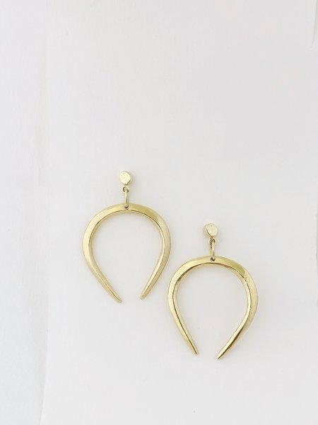 Mercurial NYC Libra Earrings