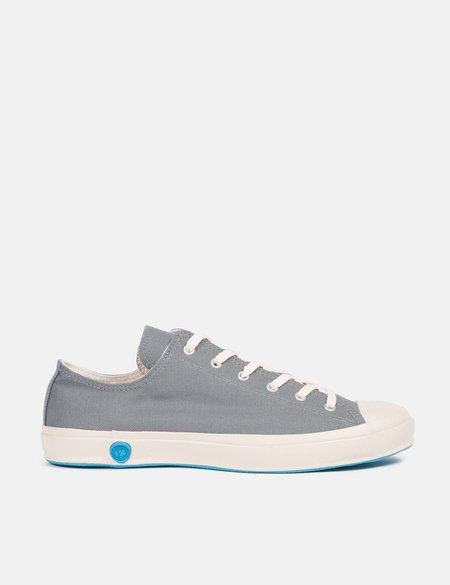 Shoes Like Pottery Low Trainers in Canvas - Grey