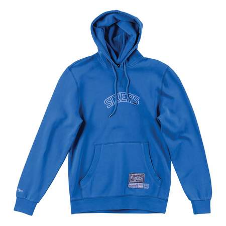 Mitchell & Ness Washed Out Sixers Hoodie