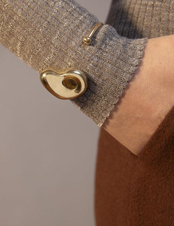 Gold Plated Moore Bracelet