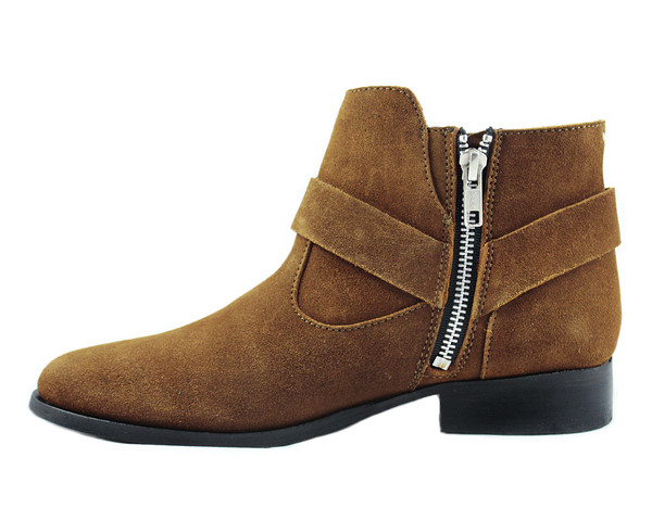 Cartel Footwear AW16 Harness Boot - Minas Suede