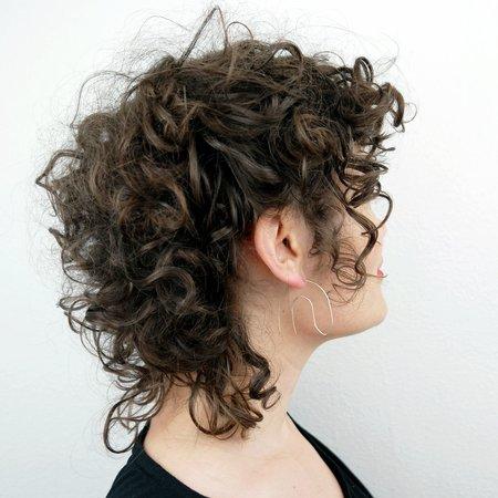 Emily's The Open Earring - Gold Fill
