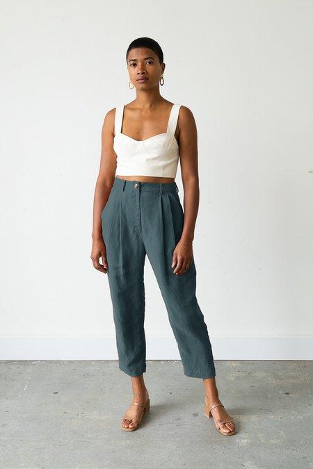 Waltz Palma Trousers - Spruce