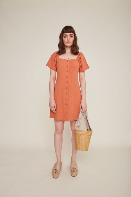 Rita Row Sabina Dress - Clay