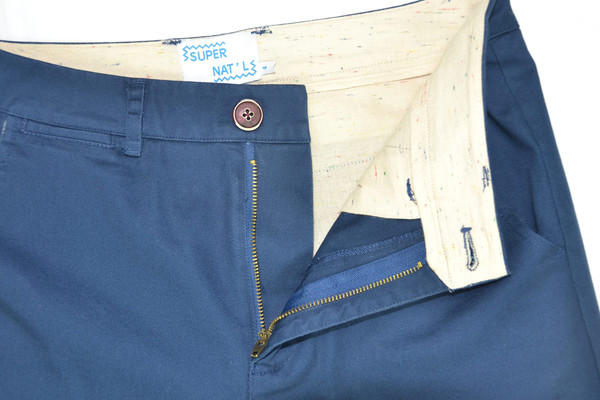 Supernat'l  Washed Twill Slouch Pant