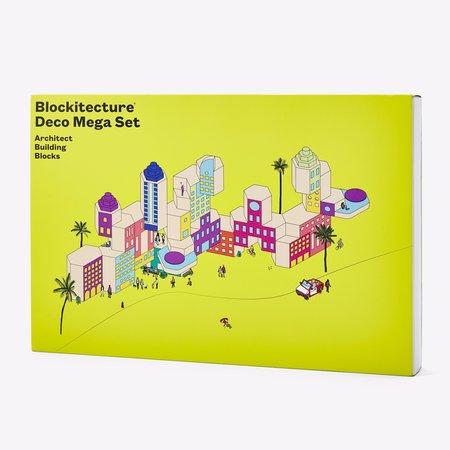 kids AREAWARE blockitecture deco mega set