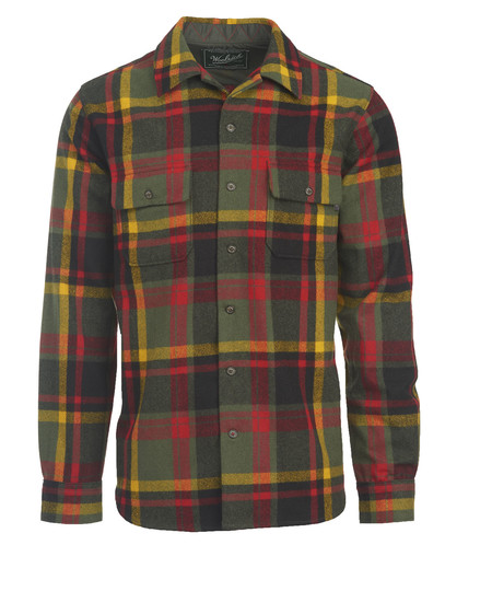 Men's Woolrich - Bering Wool Shirt