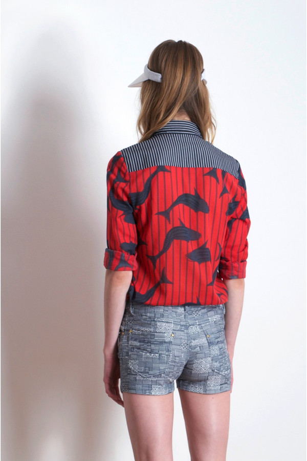 Valentine Gauthier Jim Longsleeve Button Down