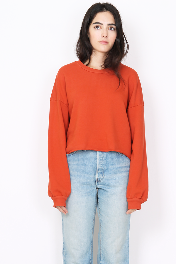 Lacusa CROPPED PULLOVER