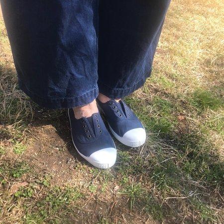 Victoria Spanish Sneakers- Plimsolls - Marino