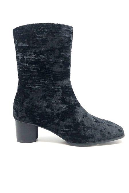 """""""INTENTIONALLY __________."""" Hype Boot - Black Velvet"""