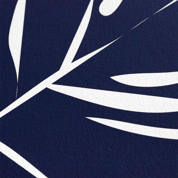 Barclay Haro Art Concepts Monstera Leaf