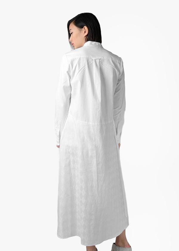 Svilu - Band Collar Shirtdress