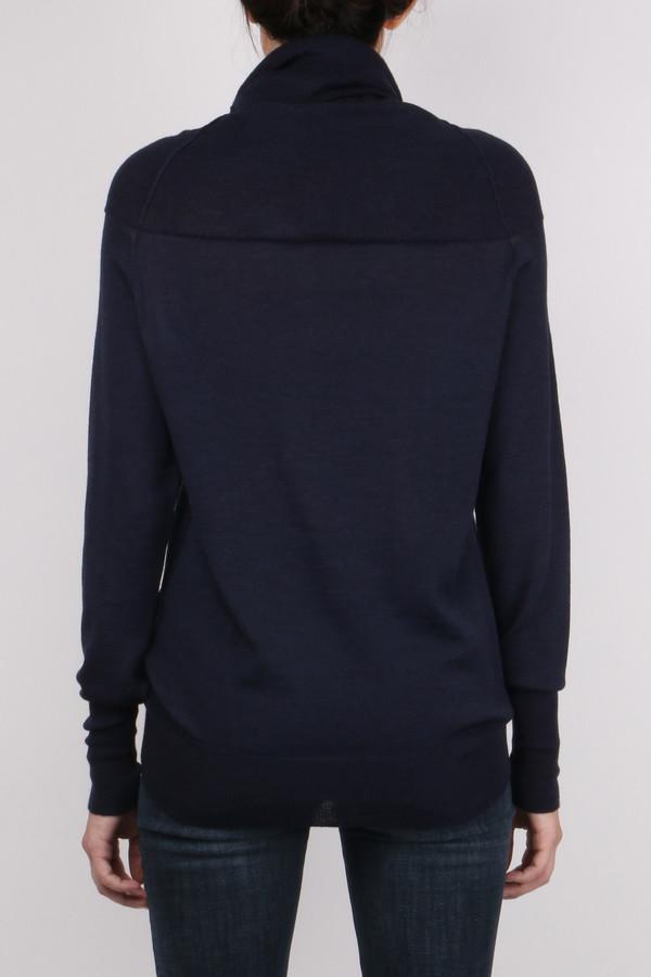 (nude) Fold Over Collar Sweater