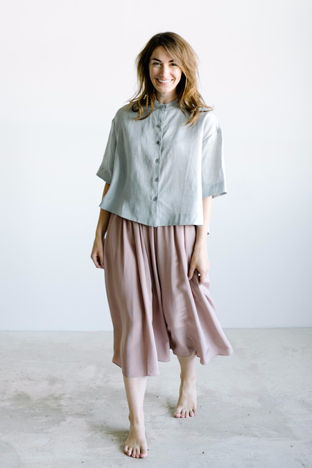 Ursa Minor Tilley Blouse