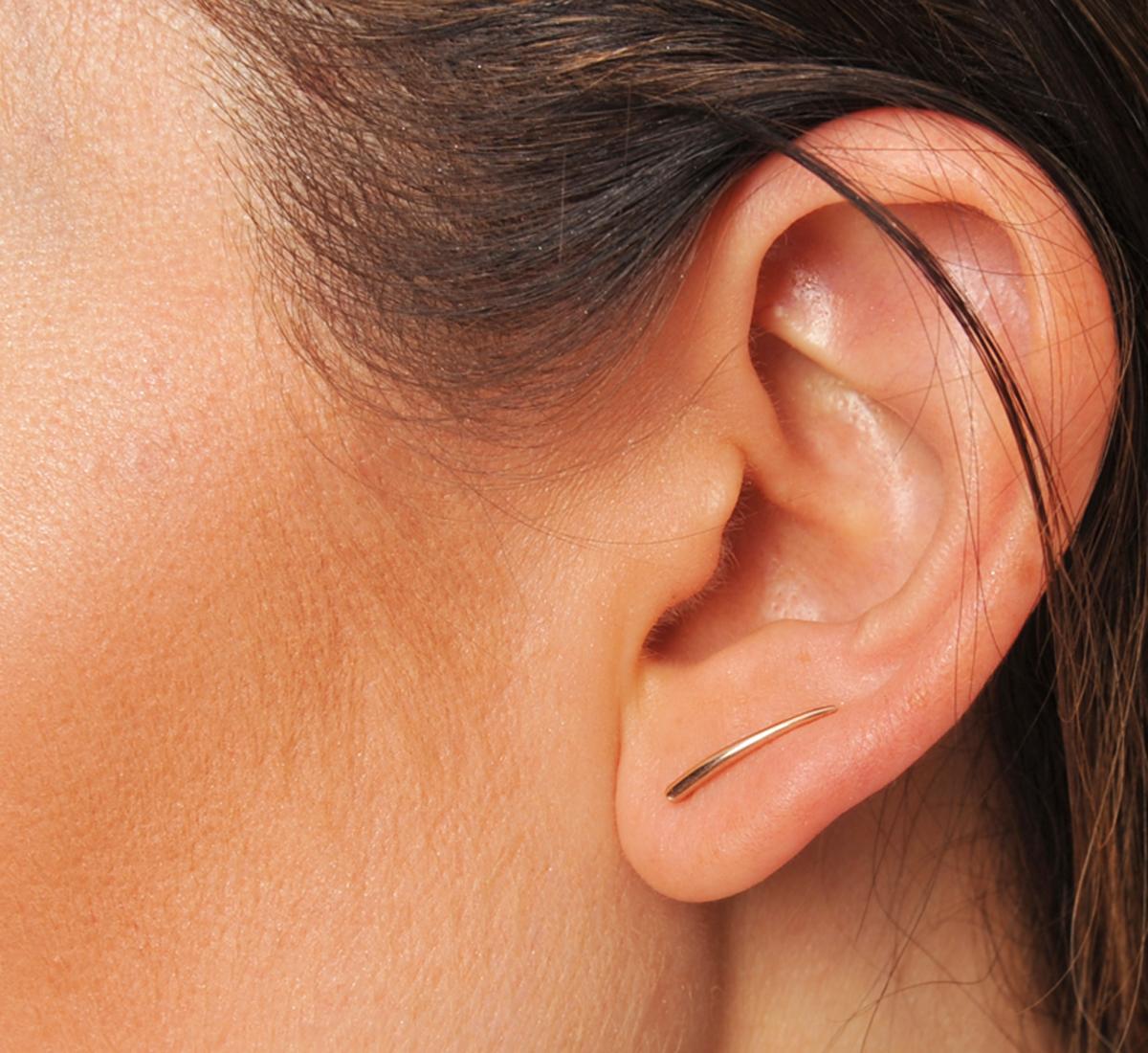 Gabriela Artigas Infinite Tusk Earrings RQh8tw