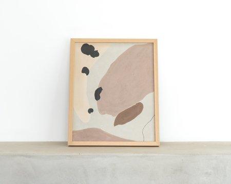Megan Heddinger Original Abstract Painting No. 3