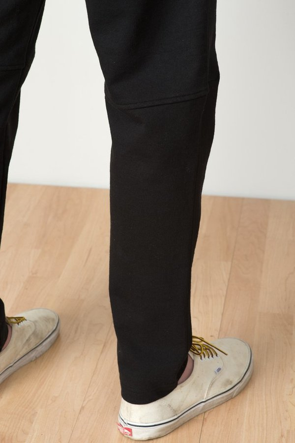 Men's Washed Terry Field Pant