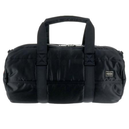 Porter Yoshida Tanker 2Way Boston Bag - Black
