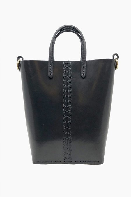 Louise Goods Palmetto Bucket Bag - Black