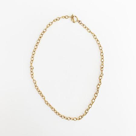 Bijoux B Laguna Choker - 14k Gold