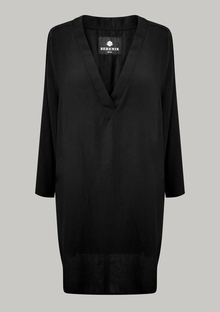 Berenik SHIRT/DRESS - black