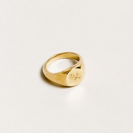 Wolf Circus Rosie Ring - Gold