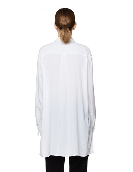 Yohji Yamamoto Cotton Shirt - White