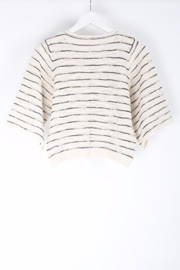 Sita Murt Cropped Stripe Sweater