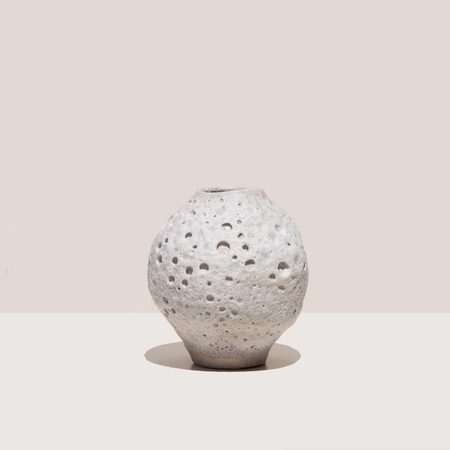 Raina Lee Ceramics Small Moonjar