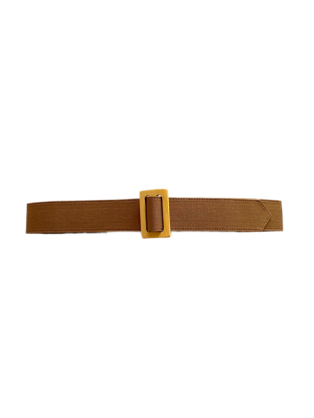 Christine Alcalay Medium width belt - midnight