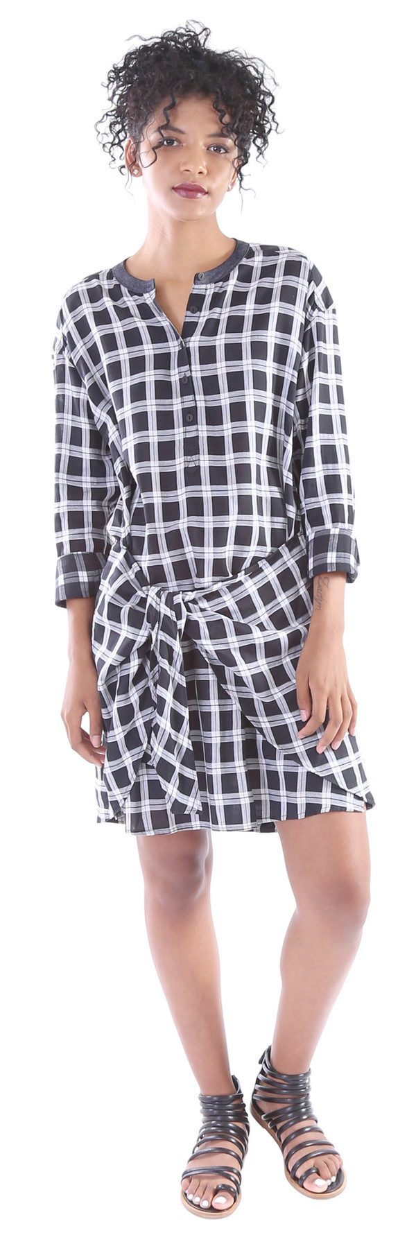 Rag & Bone Tie Dress
